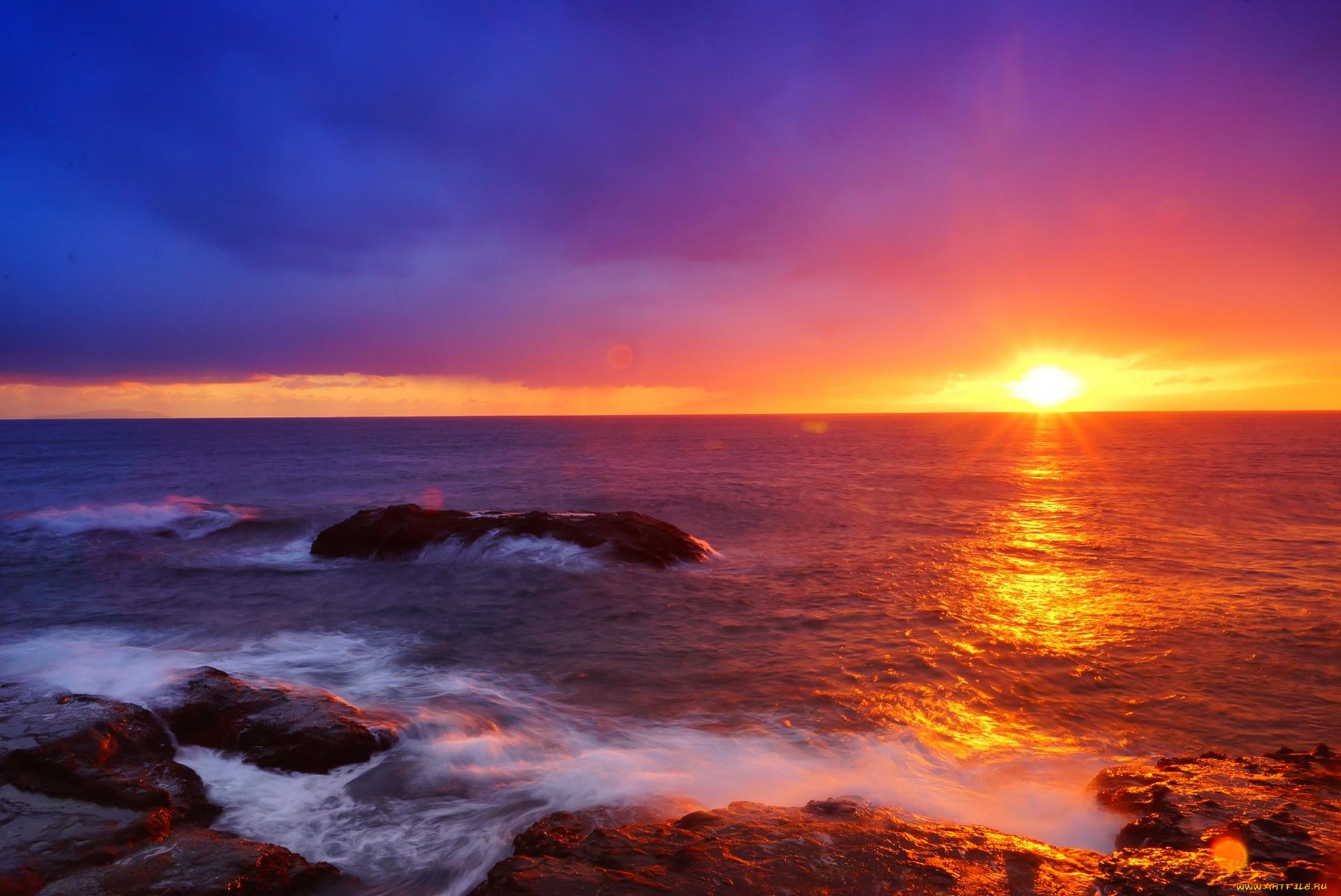 коллажах можно красивые закаты и рассветы на море фото внутри крупнейшего